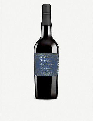 SPAIN: Gonzalez Byass Oloroso 2010 sherry 750ml