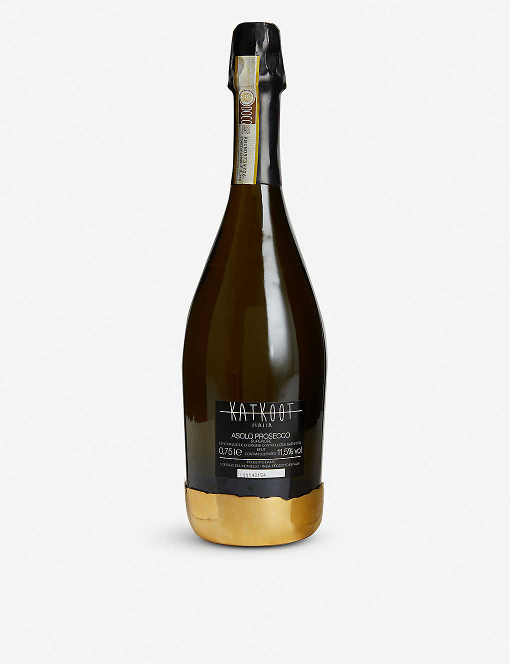 SPARKLING WINE: Katkoot prosecco 750ml