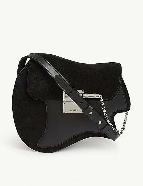 AMIRI Guitar cross-body bag
