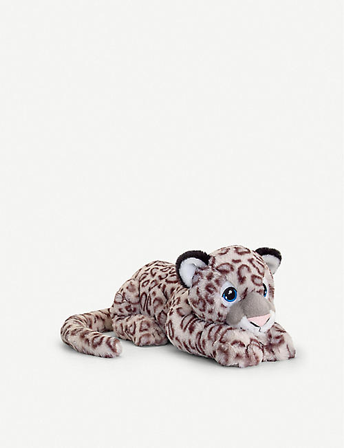 KEEL: Keel Eco Snow Leopard soft toy 45cm