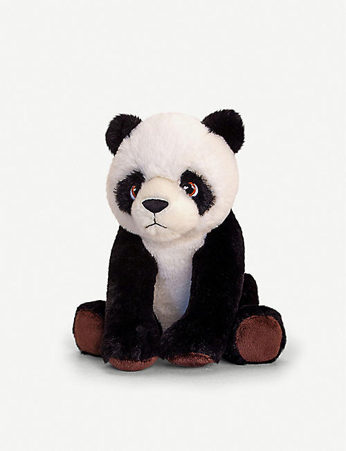 KEEL: Keel Eco Panda soft toy 25cm