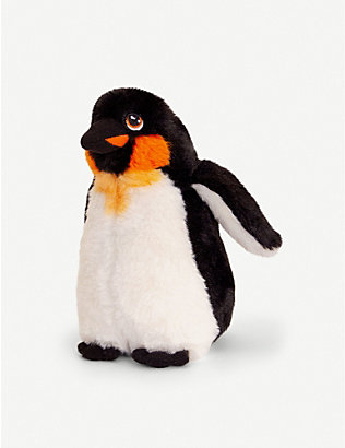 KEEL: Keel Eco emperor penguin soft toy 20cm