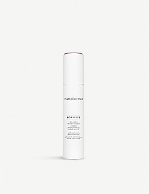 BARE MINERALS Poreless Oil-free Moisturiser 50ml