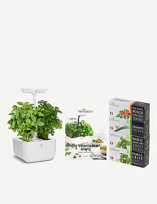 VERITABLE: Indoor Garden recipe book gift set 45cm