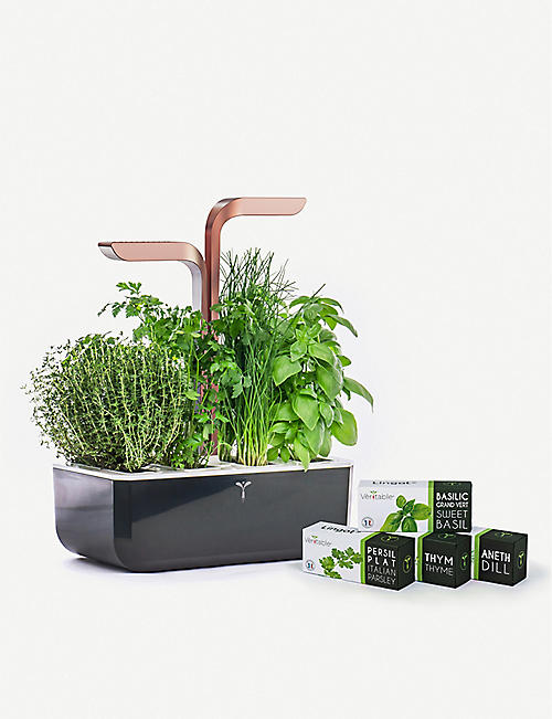 VERITABLE: Smart Copper Indoor Garden 45cm