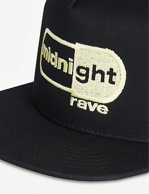 AWGE Midnight Rave trucker hat