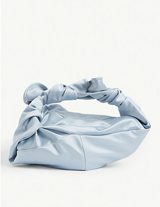 SIMONE ROCHA: Satin wrap bag