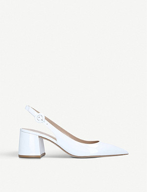 GIANVITO ROSSI Agata 60 leather heels
