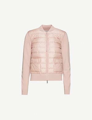 MONCLER Padded shell jacket