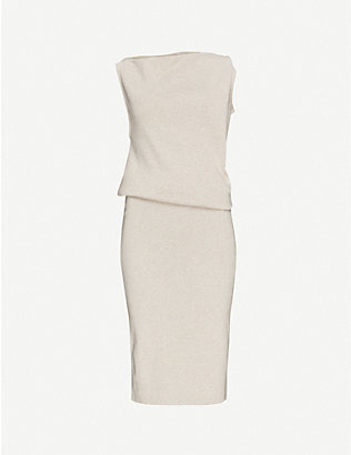 REISS: Claudine stretch-jersey bodycon dress