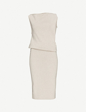 REISS Claudine stretch-jersey bodycon dress