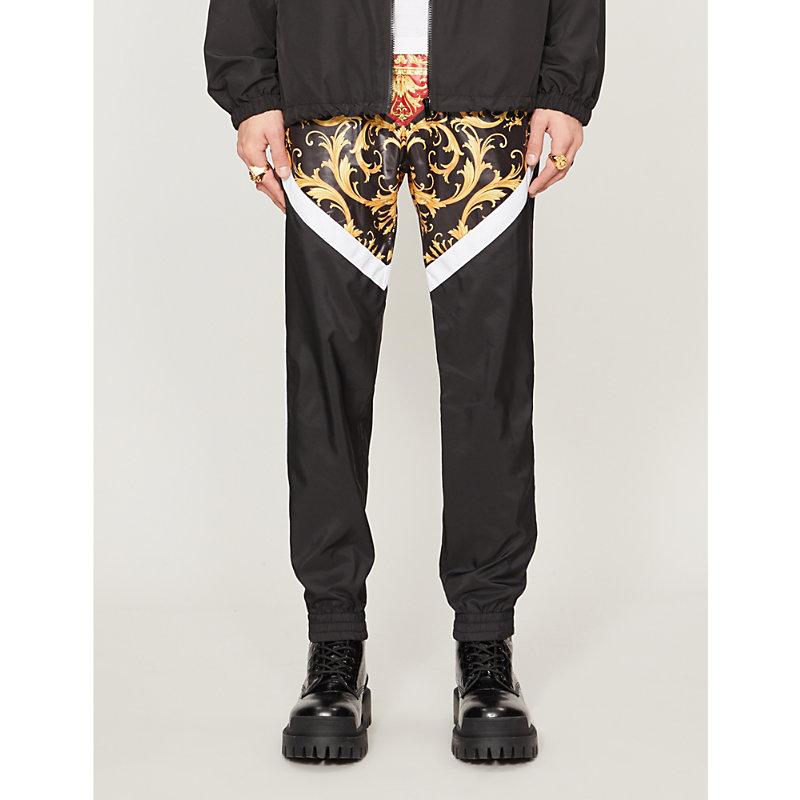 Versace Jackets LE POP CLASSIQUE-PRINT SHELL JOGGING BOTTOMS