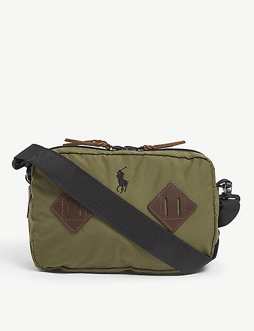 POLO RALPH LAUREN Mountain cross-body bag