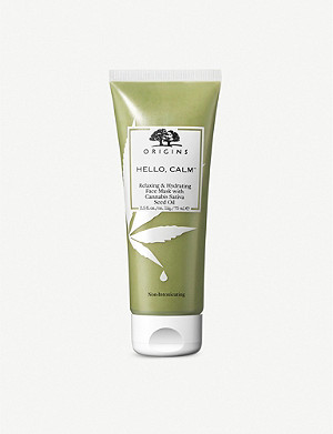 ORIGINS Hello, Calm Face Mask 75ml