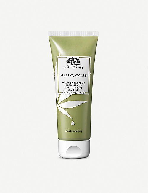 ORIGINS: Hello, Calm Face Mask 75ml