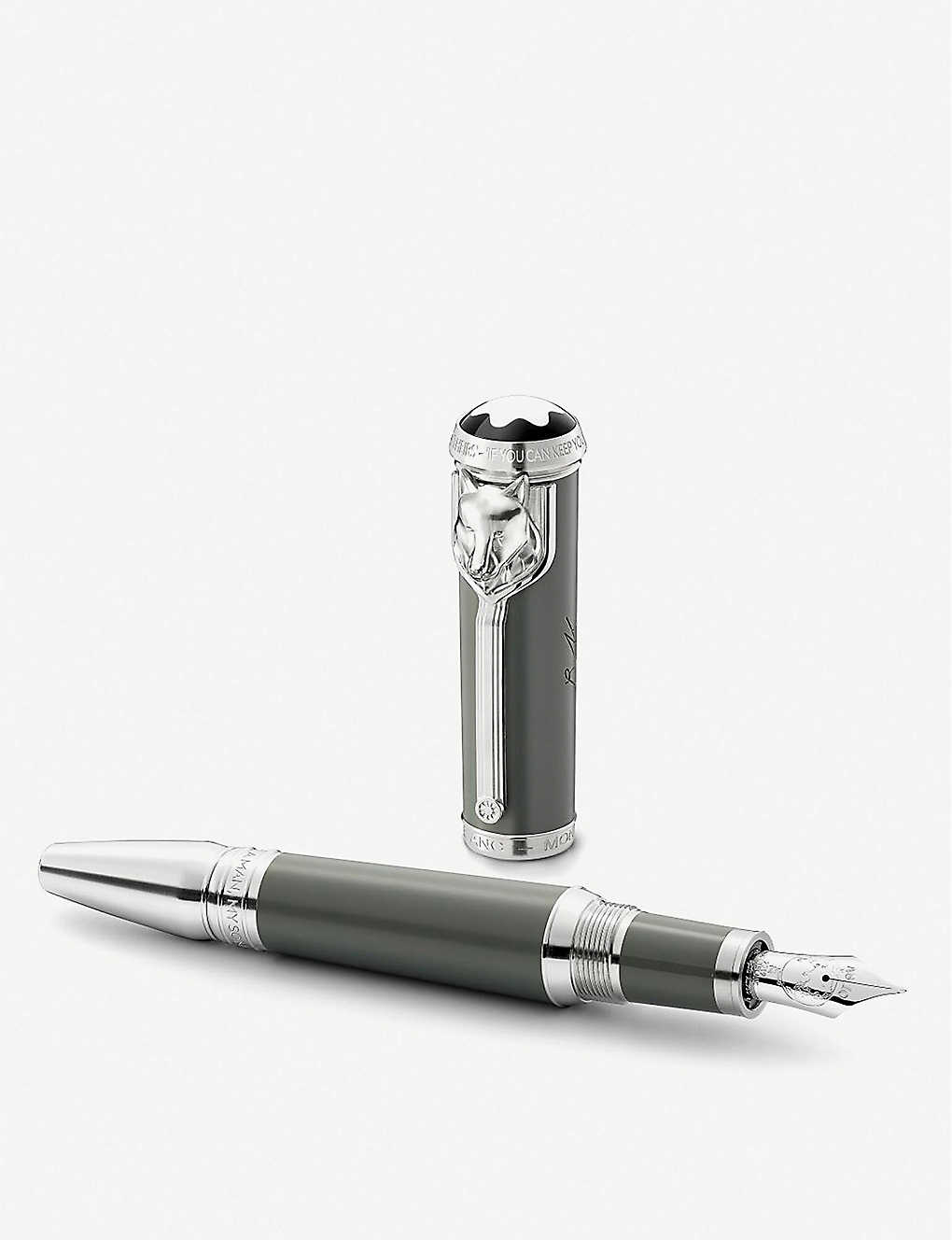 MONTBLANC: Writers Edition Kipling pen set