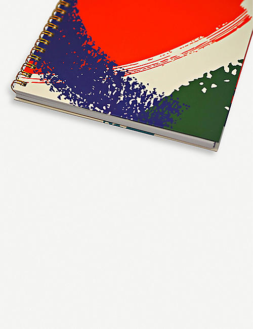 THE COMPLETIST Giant Brush sketchbook 29.7cm x 21cm