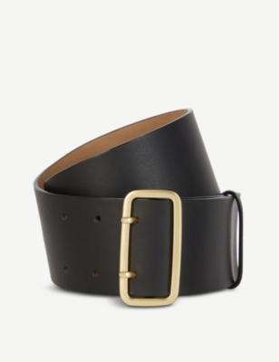 ZUPPA Leather Belt Size M MAX MARA