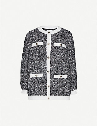 CLAUDIE PIERLOT: Tweed jacket