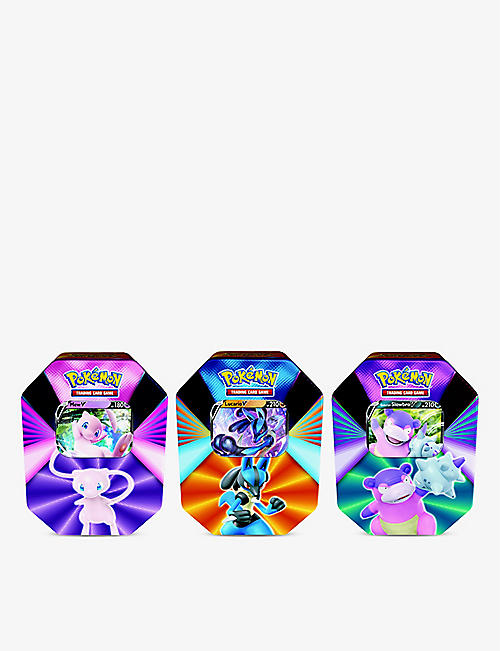 POKEMON: Galar Partners assorted trading card collectors tin