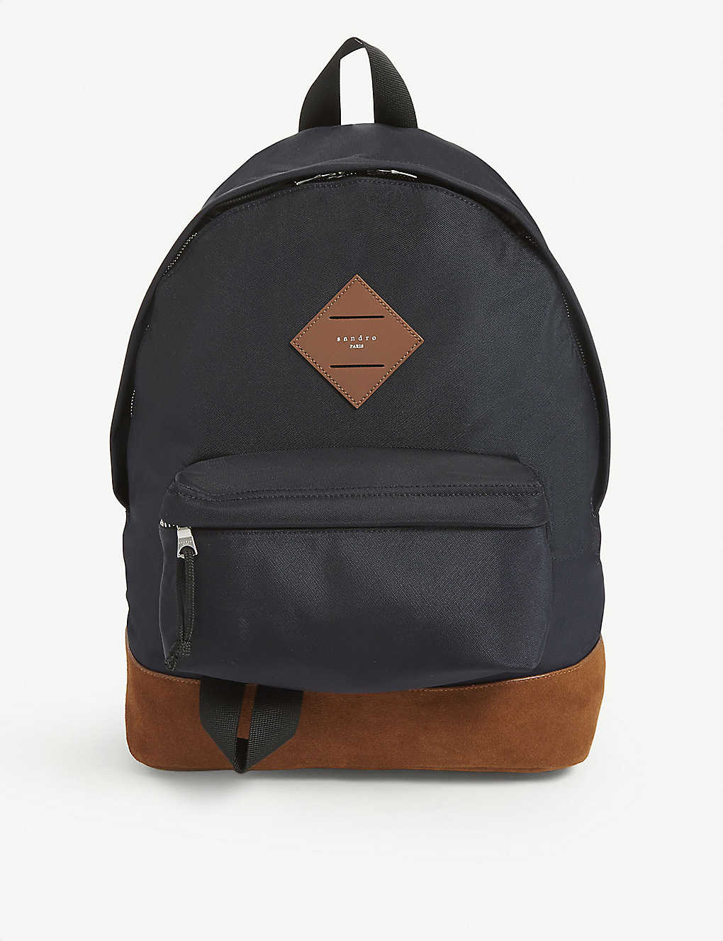 SANDRO: Canvas backpack