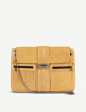 VESTIAIRE COLLECTIVE Lanvin Leather Handbag