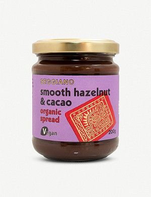SEGGIANO Smooth Choc Hazelnut Spread 200g