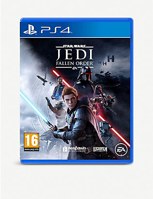 SONY:STAR WARS Jedi:Fallen Order PS4 游戏