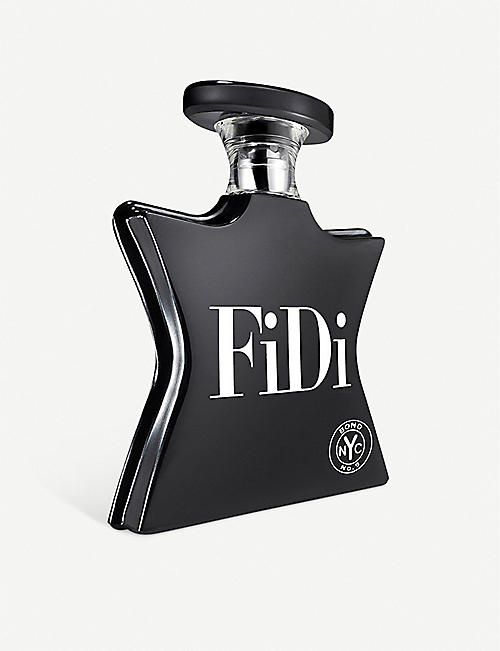 BOND NO. 9: FiDi eau de parfum 100ml