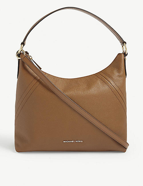 MICHAEL KORS Aria leather shoulder bag