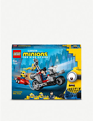 LEGO: LEGO® 75549 Minions the Rise of Gru Unstoppable Bike Chase set