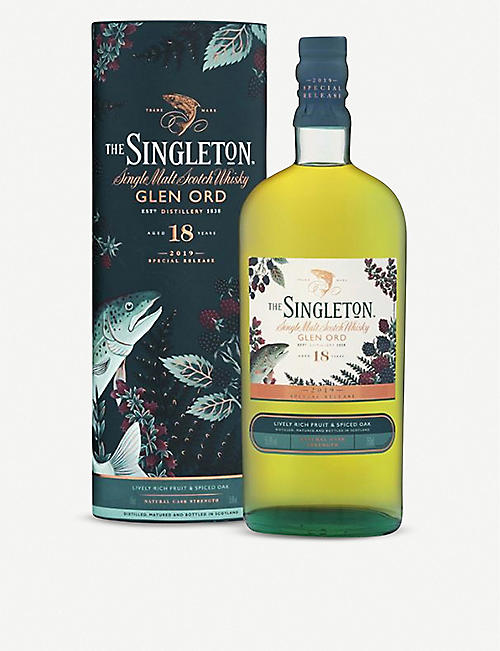 SINGLETON: Singleton Glen Ord 2019 Special Release 18-year-old single malt Scotch whisky 700ml