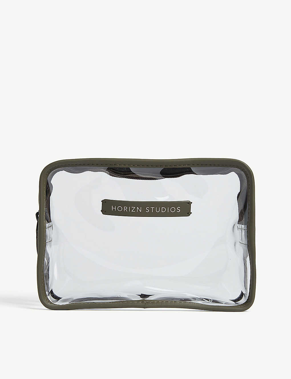 HORIZN STUDIOS: Transparent liquids bag