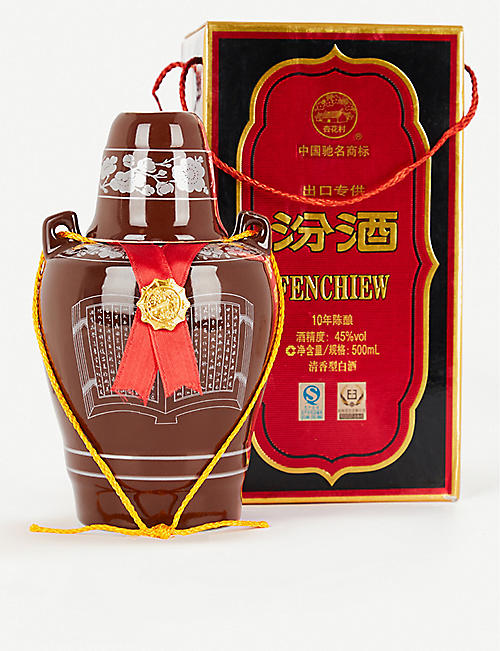 BAIJIU Fen Chiew 10-year-old baiju 500ml