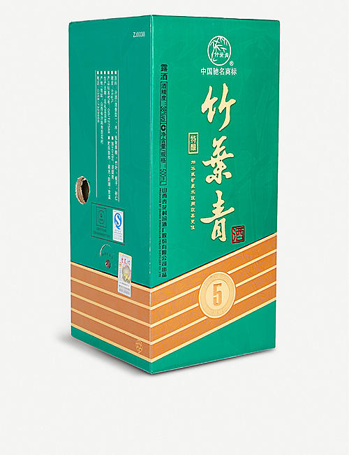 BAIJU Zhuyequing Jiu 5-year-old baiju 500ml