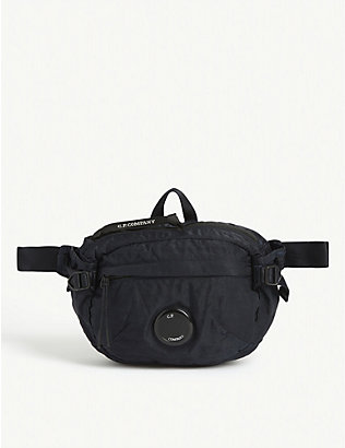 CP COMPANY: Lens nylon belt bag