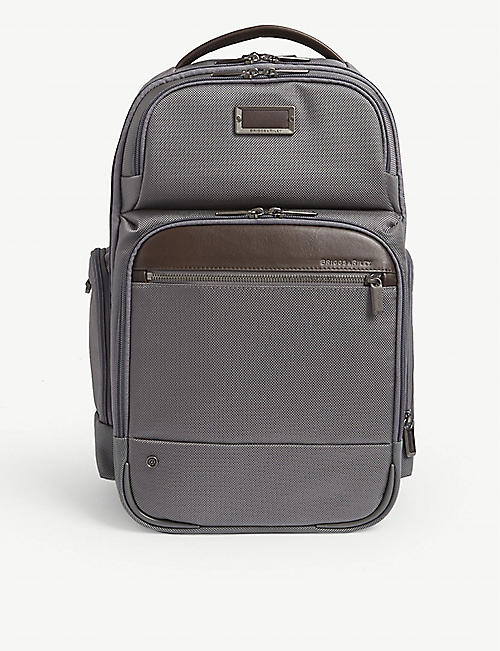 BRIGGS & RILEY: @work Cargo medium nylon backpack