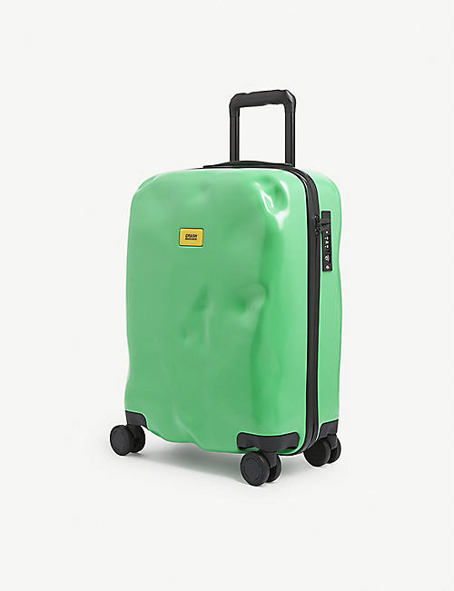CRASH BAGGAGE: Icon four-wheel cabin suitcase 55cm