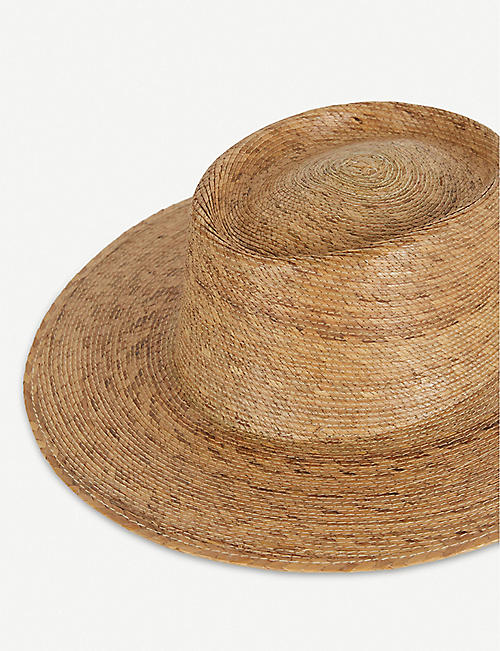 LACK OF COLOR Palma boater hat