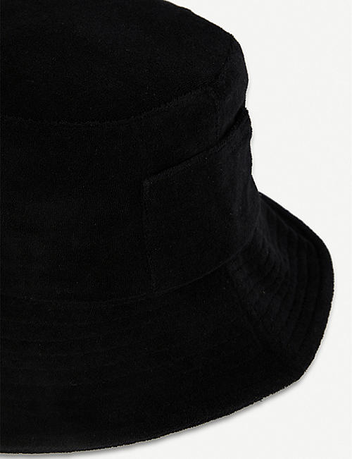 LACK OF COLOR Wave terry bucket hat