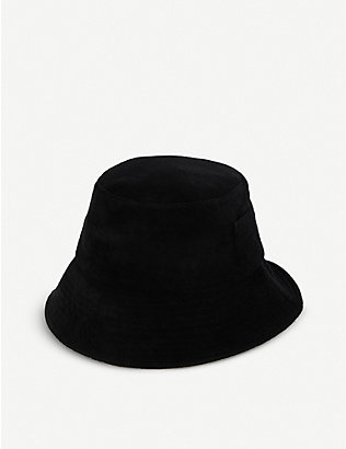 LACK OF COLOR: Wave terry bucket hat