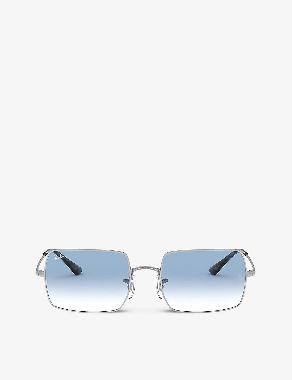 RAY-BAN: RB1969 rectangle-frame sunglasses