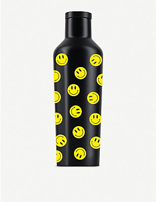 CORKCICLE: Happy New Decade stainless-steel canteen 450ml