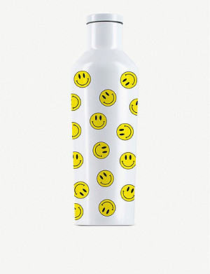 CORKCICLE Smiley stainless-steel canteen 450ml