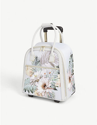 TED BAKER: Gerdaa woodland travel bag