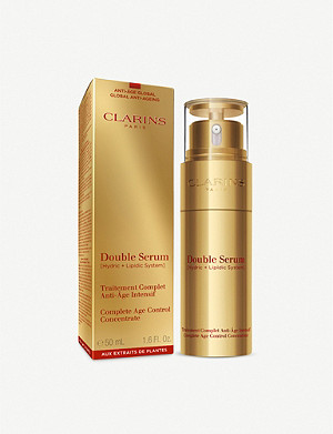 CLARINS Limited Edition Gold Double Serum 50ml