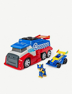 PAW PATROL Rescue Pit Stop Vehicle
