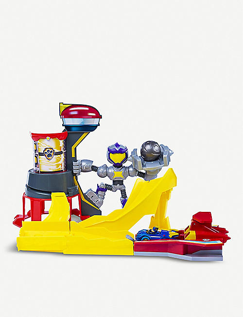 PAW PATROL Mighty Meteor Track play set
