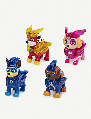 PAW PATROL: PAW Patrol Charged Up Hero Pups toys assortment