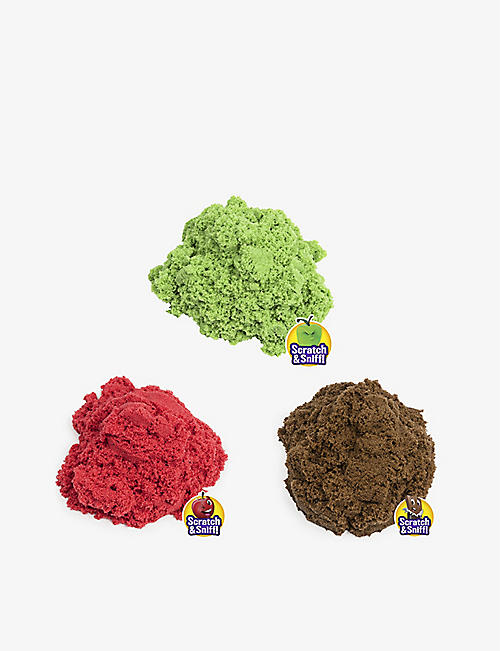 KINETIC SAND: Assorted scented sand 226g